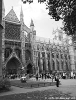 Westminster Abbey by JuliaFox90