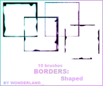 Borders by Foxxie-Chan