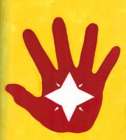Hand and Star 2 by CherokeeGal1975