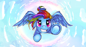 Rainbow by GSphere