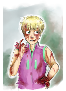 HxH: Where the fck have you been? xx by pasztetgnida