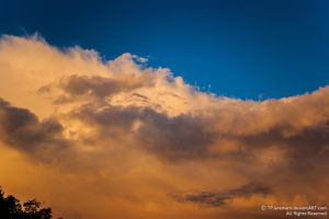 Clouds above Harrow 1 by TPJerematic