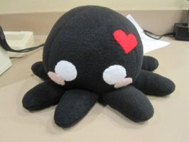 Octo Plushie by xdarkshade