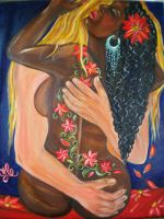 Forever Yours - Interracial Lovers Series by yesicasanova