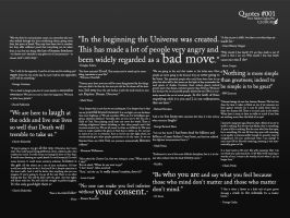 Quotes Wallpaper Pack by tzolking
