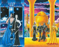 Valinor by jmsnooks