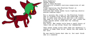 Snaketail Bio by Me-MowTheCat