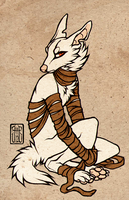 Canis Albus by CanisAlbus
