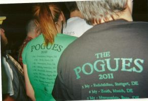 the pogues by andborntolose
