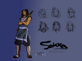 The rents-Sokka by Mumy-chan