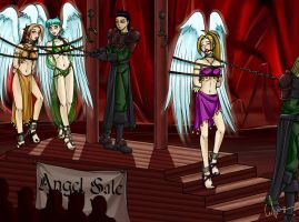 Angels 4 Sale by SozokuReed
