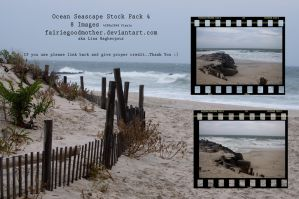 Ocean Seascape Stock Pack 4 by FairieGoodMother