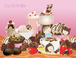 sweets for the bubwits by PammyLim