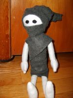 Peregrine Mendicant Plushie by ObscuredbyCloud