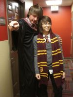 Five points from Gryffindor. by Seleko