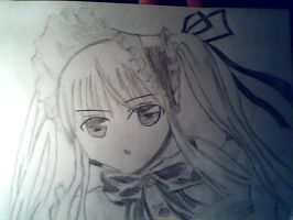 Shinku sketch by niksqiky
