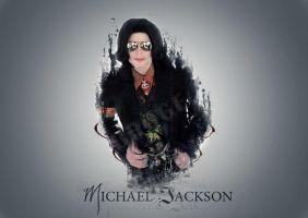 michael jackson king by ahmetbroge