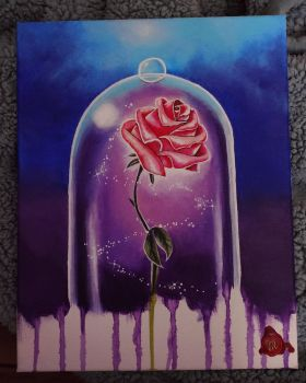 Enchanted Rose from Beauty and the Beast by RRocha722