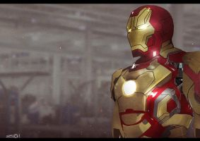 Ironman3 by zalxemptyx