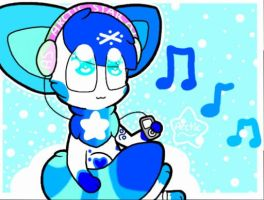 Arctic Melody by Arcticcloud