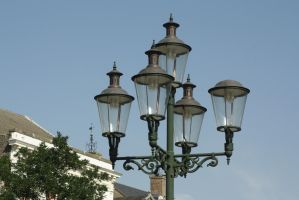 nice streetlamps by marob0501