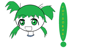 YOTSUBA IS FCKIN AWESOME by Hikuta
