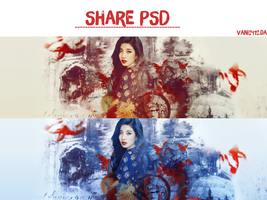 SHARE PSD by Vani2412