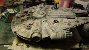 Millenium Falcon 024 by THE-WHITE-TIGER