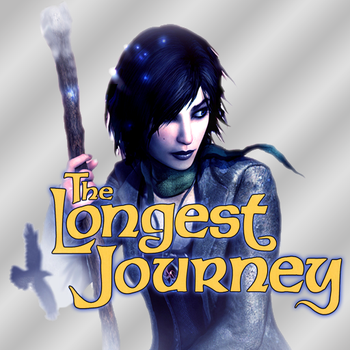 the Longest Journey Dock Icon by mynameisunique