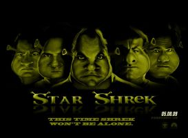 STAR SHREK by MAYURG