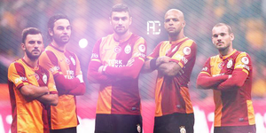 Galatasaray Efekt Work by ANILDD11