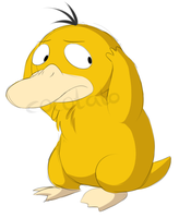 Psyduck by Cocotato