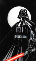 darth vader almost finished by Lambtroncorp