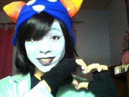 nepeta cosplay by nowand4ever
