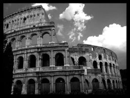 Magnanimo - Coliseo, Roma Ita by patycosplay