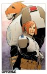 COPPERHEAD Print by scottygod