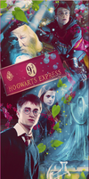 Harry Potter Vertical Signature by VaL-DeViAnT