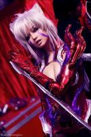 alodia in Witch Blade by dankuls