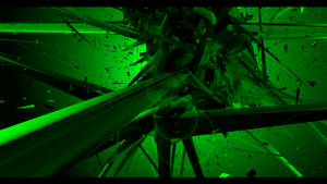 C4D Abstract wallpaper by xCustomGraphix