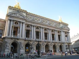 Paris, Opera Garnier by elodie50a