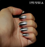 Metal nails by eresseayesta