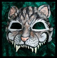 Cheshire Cat Mask by Namingway