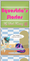 Equestria's Stories - My Little Fantasy #3 by Zacatron94