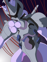 Mewtwo - What Is This? by GinYugure