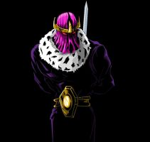 Baron Zemo by Coulter Rail by CoulterRail
