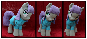 Maud Pie Custom Plush by Nazegoreng