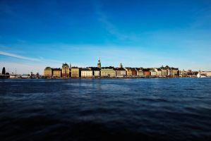 Stockholm by the Water by JRL5