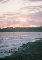 Sunset at Dana Point by darchiel