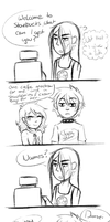 Why sammael spells your name wrong by CrispyCh0colate