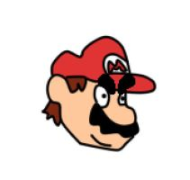 My first Mario by albert99